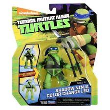 Teenage Mutant Ninja Turtles Shadow Ninja changement de couleur Figure-Leo