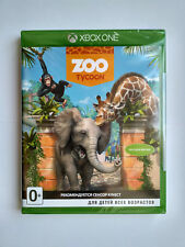 Zoo Tycoon Microsoft Xbox One Brand New Factory Sealed