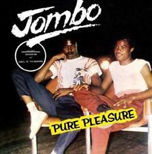 JOMBO - PURE PLEASURE (New & Sealed) CD Reissue Nkono Teles Nigerian Boogie