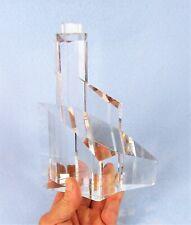 CRYSTAL CATHEDRAL GARDEN GROVE CALIF GLASS CRYSTAL SOUVENIR BUILDING REPLICA