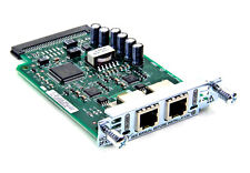 CISCO VIC2-2FXS 2-Port VOICE FAX INTERFACE CARD RJ11 Tested 1-Year Warranty VIC2