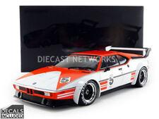 Minichamps Bmw M1 Marlboro Niki Lauda Procar Series 1979 #5 1/12 Scale In Stock!