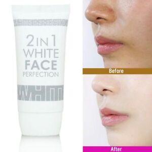 2IN1 Secret Whitening Cream Quick Lightening Anti Aging Korea Cosmetic