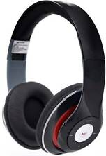 SoundLogic BTHP001PX_BK Headset with Mic(Black, Over the Ear)+3 Months  warranty