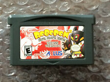 Robopon 2: Cross Version (Nintendo Game Boy Advance, GBA) Authentic Game Cart