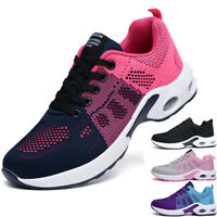 Air Cushion Sports Running Shoes For Women's Casual Athletic Jogging Sneakers