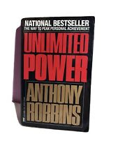 Unlimited Power National Bestseller Paperback Book Anthony Tony Robbins Achieve