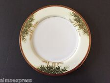 """CPO China Bamboo Trees Gold Band Trim CPV12? - 10"""" DINNER PLATE"""