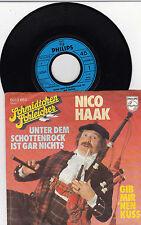 Nico Haak  - unter dem Schottenrock ist gar nichts