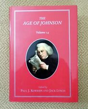The Age of Johnson. A Scholarly Annual. 20 Volumes.