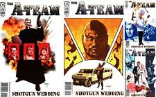 A-Team Shotgun Wedding #1 - 4 Komplettset Comic Bücher