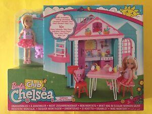 Barbie Club Chelsea Clubhouse Brand New Boxed Uk Seller DWJ50 🇬🇧  Cute Mattel