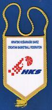 Official flag HKS, Hrvatski košarkaški savez, Croatian basketball Federation !!