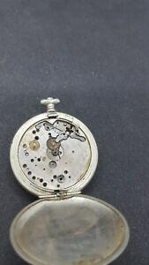 Tellus 514C Cortebert. Rolex Vintage Pocket Watch