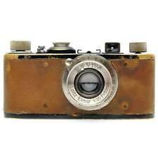 Leica Standard Film Camera (Black) with 50mm f3.5 Elmar Lens