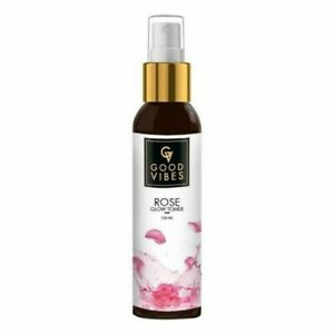 Good Vibes Rose Glow Toner Anti Ageing Nourishing and Revitalising for All Skin