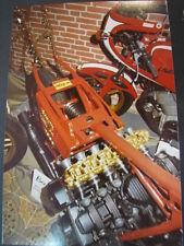Photo Benelli 1000 Sei Monoshock Motor Show Brummen (NED) December 1980 2x