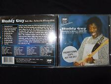 CD BUDDY GUY / BUDDY 'S BLUES 1979 - 1982 /