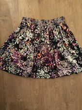 H&M Pleated, Kilt Floral Skirts for Women