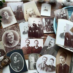 50 Steampunk Junk Journal Victorian Portraits Gothic Scrapbooking & Card Kits