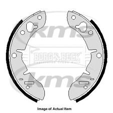 New Genuine BORG & BECK Brake Shoe Set BBS6247 Top Quality 2yrs No Quibble Warra