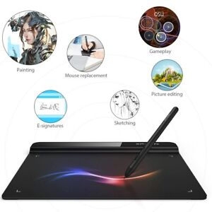 XP-Pen Star G640 Graphics Tablet Digital Tablet Drawing for OSU and Animation 81
