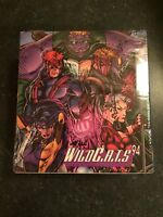 1994 WILDCATS CHROMIUM FACTORY SEALED BOX - RARE