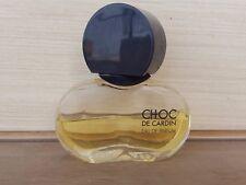 Pierre Cardin EDP Choc de Cardin - eau de Parfum 50ml vintage rare!  65% full