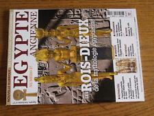 17µ? Revue Egypte Ancienne n°27 Les Rois-Dieux mythologie egyptienne / Cleopatre