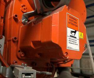 Siemens 1FK6083-6AZ21-9ZZ9-Z S27 Servomotor 3HAC8280-1 Motor für ABB IRB Roboter