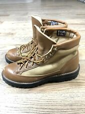 Danner Boots Gore Tex Brown Mens 7.5 M Hunting Work