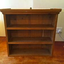 Handmade Pine Bookcases, Shelving & Storage