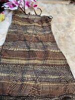 Intimissimi brown Camisole Top sleepwear nightwear size S