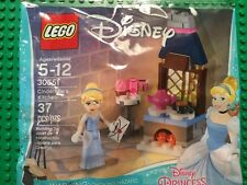 Lego 30551 Disney Princess Cinderella's Kitchen Polybag 37pcs New tea pot cup