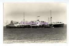 pf3886 - Anglo Saxon Oil Tanker - Neritopsis , built 1946 sank 1956 - photograph