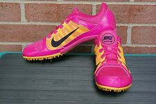 Nike Zoom Rival MD7 Mid Distance Track Cleats Running Shoe Womens Sz 10