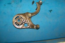 1986 Honda CR250 gear shift drum fork outer assembly parts