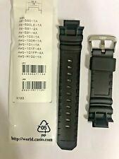 cinturino Casio originale in resina per G-7700 AW-590 AW-591 AWG-100 AWG-101