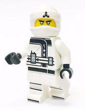 LEGO NINJAGO MOVIE MINIFIGURE ZANE 70606