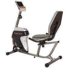 Fitness Reality R4000 Recumbent Bike Liege Sitz Heimtrainer Ergometer