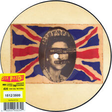 "SEX PISTOLS, GOD SAVE THE QUEEN, LTD NUMB 7"" SINGLE, PICTURE DISC, EU 2012 (NEW)"