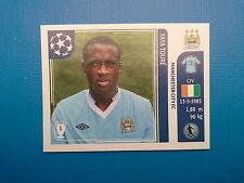 Panini Champions League 2011-12 n. 46 Toure' Manchester City