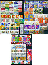 CHINA - MACAO - 1980-90s  Collection of 31 mint different sets - MNH
