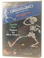 Grateful Dead - Ticket to New Years (DVD, 1998)