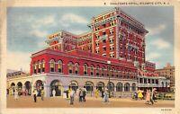 Atlantic City New Jersey 1938 Postcard Chalfonte Hotel