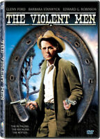 The Violent Men [New DVD] Subtitled, Widescreen