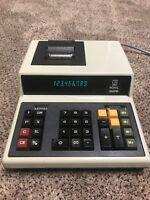 Royal Typewriter Co Calculator Adding Machine 242 PD 12 Digit