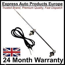 Aerial Twin Mount Telescopic Chrome Classic Cars Vintage VW 111999901