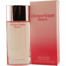 Clinique Happy Heart Perfume Spray 100ml 3.4oz in original sealed packaging