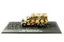 IXO 1/72 Diecast Tank German Kfz.305 Opel Blitz Truck WWII Military Vehicle